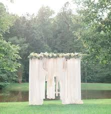 Pergola Wedding Decorations by Diy Floral Pergola Project Green Wedding Shoes Weddings