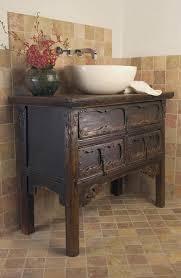 Old Dresser Bathroom Vanity 29 Vintage And Shabby Chic Vanities For Your Bathroom Digsdigs