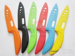 ceramic kitchen knives ceramic knife kitchen tools 6 knives multi color handle ceramic