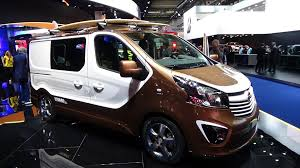 opel movano 2016 photo collection opel vivaro surf concept