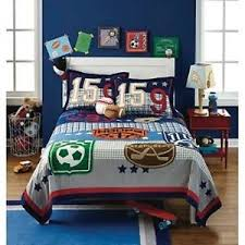Sports Themed Duvet Covers Circo Sports Bedding Ebay