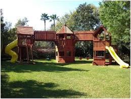 Swing Set For Backyard by Backyards Trendy Backyard Discovery Playsets Woodland Wooden