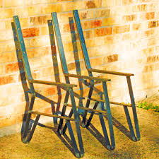 3 metal park bench legs frames for long benches outdoor