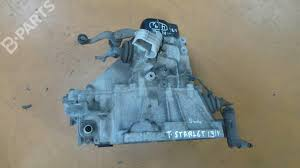 manual gearbox toyota starlet ep9 1 3 ep91 ep95 28867