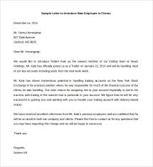 letter of introduction for portfolio