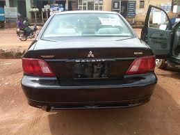 black mitsubishi galant 2003 super clean 2003 tokunboh mitstibisi galant 800k autos nigeria