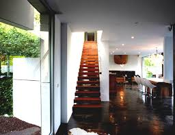 wonderful modern architecture house interior design blending
