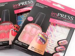 peonies u0026 love broadway impress nails new kit