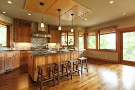 light wood kitchen cabinets with wood floors 7 tips for wood flooring in a kitchen bob vila