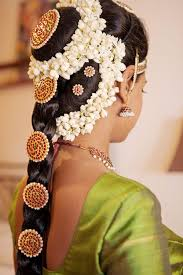 south indian bridal hairstyles 06 indian makeup and