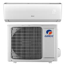 ductless mini split cassette gree livo 12 000 btu 1 ton ductless mini split air conditioner