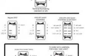 wiring diagram for narva rocker switch wiring diagram