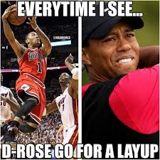 Injury Meme - 19 best memes of the paul george derrick rose injury situation