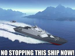Unstoppable Meme - unstoppable ship shipping know your meme