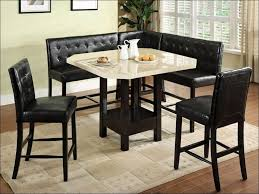 Kitchen Table Tall by Kitchen 3 Piece Kitchen Table Set Black Counter Height Table