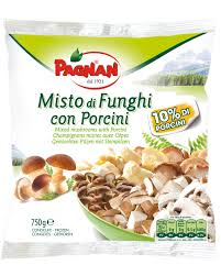 cuisine 750g mixed mushrooms with porcini 750g pagnan