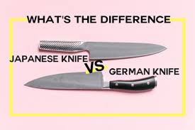 german kitchen knives what s the difference between german and japanese knives kitchn