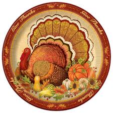 thanksgiving dinner deals give thanks thanksgiving dinner plates thanksgiving supplies