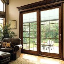 Curtains Over Blinds Sliding Glass Doors Drapes Ideas Sliding Patio Door Curtains