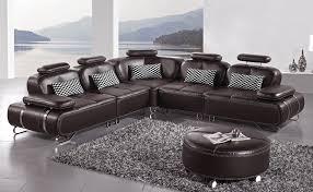 Luxury Leather Sofa Amazing Of Modular Leather Sectional Sofa With China Modern