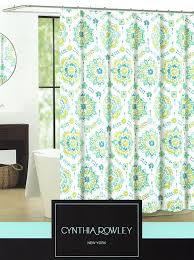 Blue And Green Shower Curtains Curtain Flower Shower Curtain Walmart Purple Shower Curtain