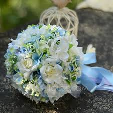 wedding flowers etc delicate satin bridal bouquets 124032159 wedding dress