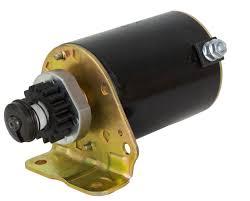 briggs u0026 stratton starter motor ae power