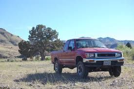 vintage toyota 4x4 capsule review 1992 toyota pickup 4x4 the truth about cars