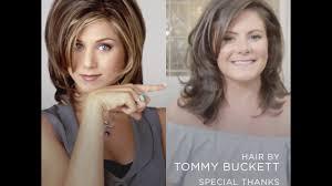the rachel haircut on other women one woman gets the rachel haircut youtube