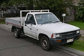 1988 toyota truck toyota hilux