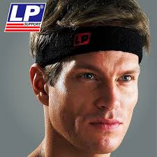 men headband sports headband lp661 tennis basketball hoop guard forehead sweat