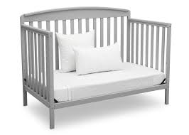 Convert Crib To Daybed Brayden 4 In 1 Crib Delta Children