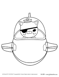 octonauts coloring pages 84 best octonauts party images on pinterest birthday party ideas