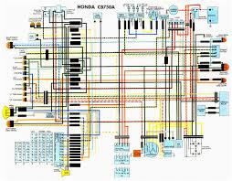 honda cb750 wiring diagram honda wiring diagrams instruction