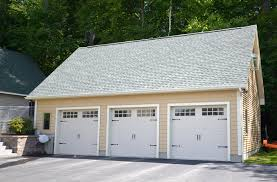 chiocca homes 3 car detached garage