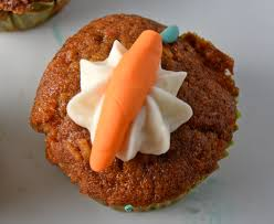 carrot cake cupcakes listening to tame impala i sing in the