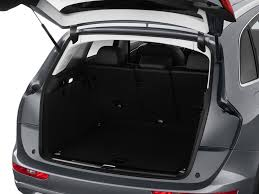 Audi Q5 Inside Comparison Audi Q5 Suv 2016 Vs Audi Q7 Suv 2015 Suv Drive