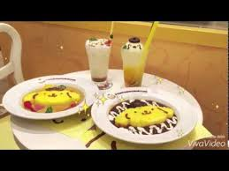 pom pom cuisine เรโกะเท ยวญ ป น pom pom purin cafe harajuku ไปเท ยวคาเฟ ต ปอมปอม