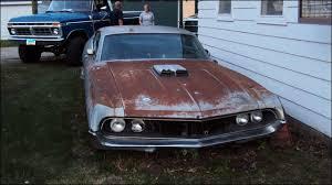ford torino gt for sale yard find 71 ford torino gt 429cj stangtv