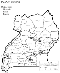 Map Of Zambia Ch11