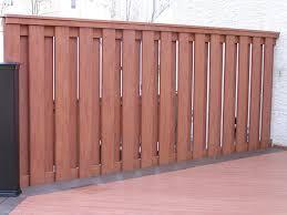 privacy screens archadeck custom decks patios sunrooms and