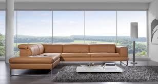 canapé d angle en cuir design grand pouf cuir ou tissu bjbent