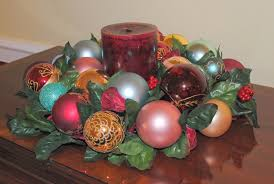 ornament wreath centerpiece owr8035 pieces