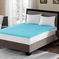 sleep philosophy flexapedic 1 5 inch gel memory foam mattress
