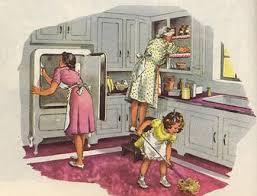 nettoyer la cuisine pas encore le printemps mais le grand nettoyage est annoncé