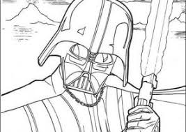 Darth Vader Coloring Pages Coloring4free Com Darth Vader Coloring Pages