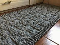 Bathroom Rugs And Mats Knit Bath Rug Mat From Elitai My Works Pinterest Bath Rugs