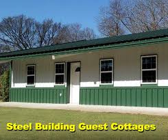 building a steel guest house on your property guest house costs
