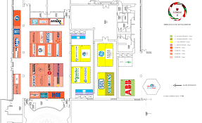 conference floor plan gcc power 2016