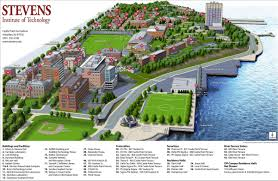 Boston University Campus Map by Stevens Campus Map My Blog
